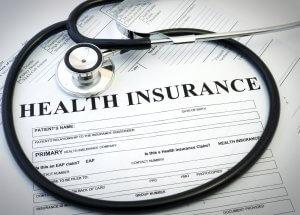 Health insurance for rehab