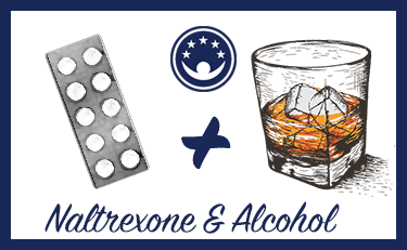 Dangers of Drinking while Taking Naltrexone